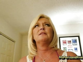 Hardcore Blowjob Creampie video: Mommy is Such a Good TABOO Teacher