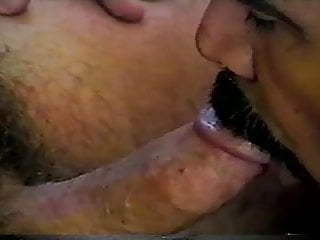 Piss and cum in mouth...