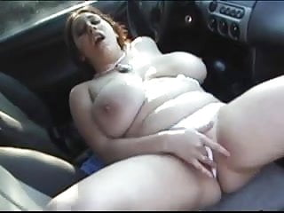 Chubby Canadian Masturbates In Car - Kiki
