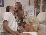 Threesome At The Dentist