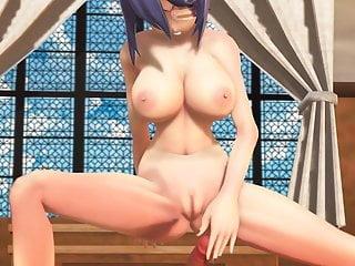 Kancolle hentai Tenryuu MMD Sex