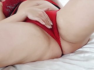 Swedish amateurs have sex on Valentine's Day with nice cumshot