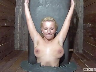 Blonde Milf Fucking Glory Gap