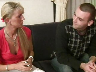 Boiling hot Milf fucking with Younger Boy