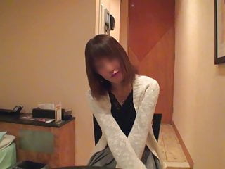 Japanese Slender Wife With Big Tits