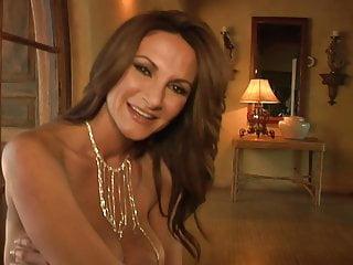 50 YO Cougar Petra Verkaik Showing Off Enormous Natural Tits