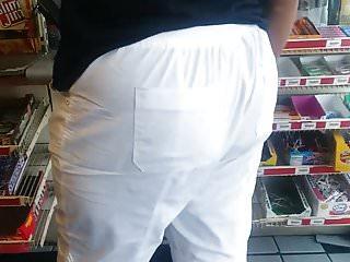 Black milf pants...