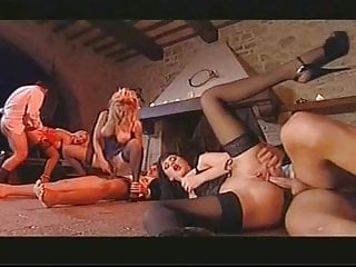The Swinger Experience Presents Castle Orgy