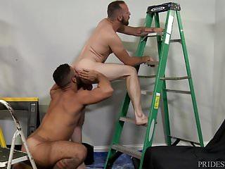 Menover30 trey turner eats ass good before fucking...