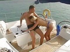 Sodomie en pleine mer
