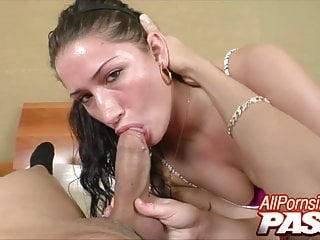 Sasha Stowaway Sensual Hot Blowjobs