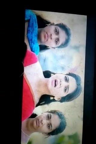 Samantha Ruth Prabhu Face Shots Cum Tribute