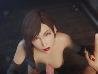 Blowjob topless...