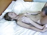 I fucked this young cheating asian mom for some cash