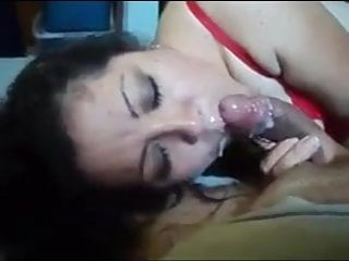 Arabic Girl Blowjob with happy ended