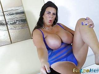 Europemature masturbation compilation...