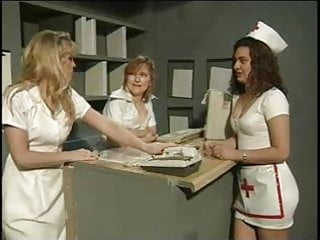 Hot nurse gang bang prt1