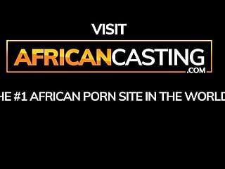 African beauty licks...