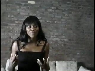 Dark skinned pegging interview