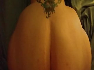 Big butt pawg milf fucked from behind feels...