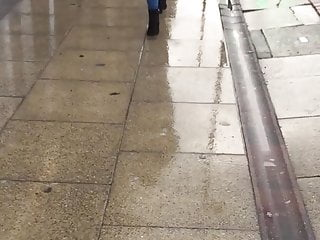 Chasing booty in Manchester