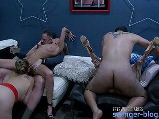 FetSwing Diaries Season 3 Episode 1 The  Pinterest Girls