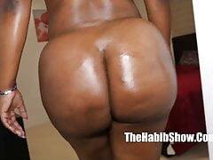 Damn, her ass is phat – big booty Breyana Moore fucked by John