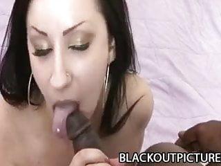 Maya slutty babe feasting cock...