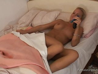 Solo Masturbation and Pulsing Orgasms
