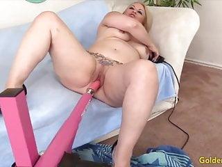 Golden Whore – Old Ladies Vs Fucking Machines Compilation 2
