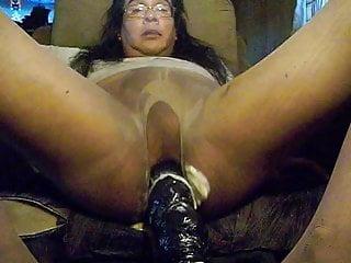 Pantyhose...