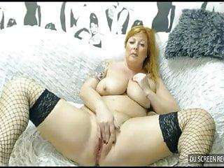 Professor Tammy Jean masturb after display in front her school girl