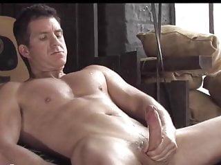 Hot daddy cums good
