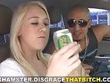 Disgrace That Bitch - Slut on Spring Break