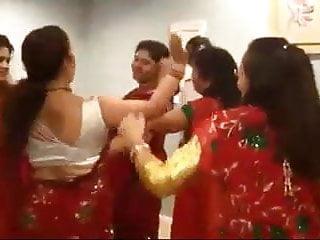 Sexy mom dancing...