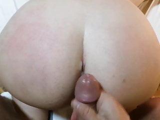 Hotel belgrade pov girlfriend cum white close...