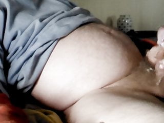 30 seconds: Jerking Off At The Cottage And Cumming On Myself