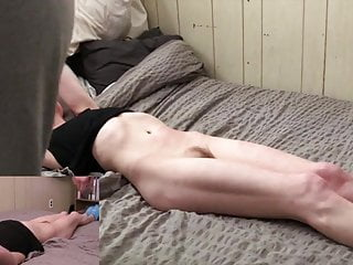 Bunny Gets her little Ass Whipped for being Bad BDSM As
