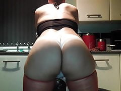 My big sexy ass in white