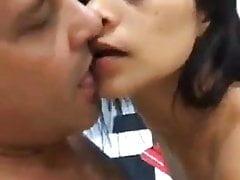 Gf giving blowjob to married boyfriend