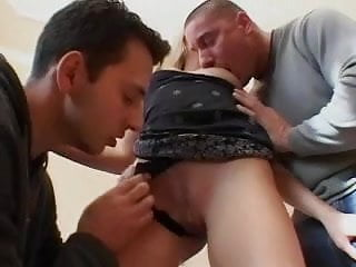 Alissa, Mano, Nick creampie