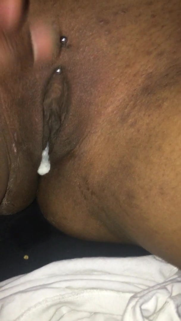 Homemade Ebony Riding Bbc