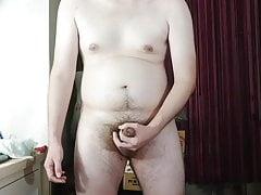 chubby asian masturbation