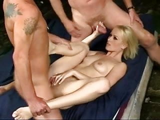 Sharon Wild 5 Guy Creampie