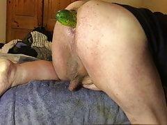 Anal Gape Vid - 3 Of 4 - Cucumber #2