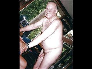 old chubby hardons