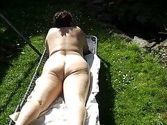 Wife in the Garden