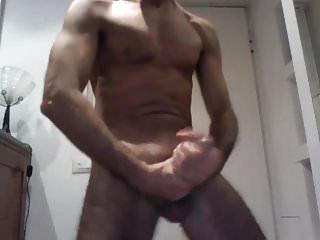 Dick morning massage