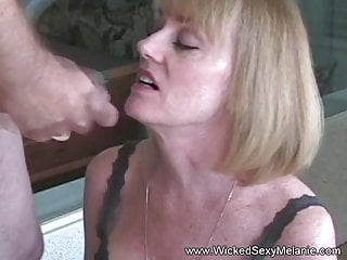 Party In Her Blowjob Dress Late Nite GILF