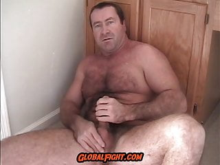 Bedroom Webcam Cock Big Hard Wanking Husband